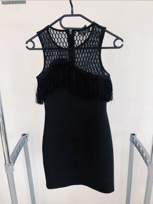 Wunderschönes schwarzes Kleid