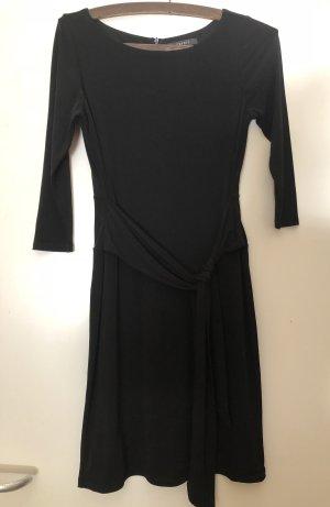 Wunderschönes Schwarzes Midi Kleid