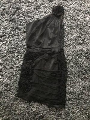 Wunderschönes schwarzes Mini Kleid