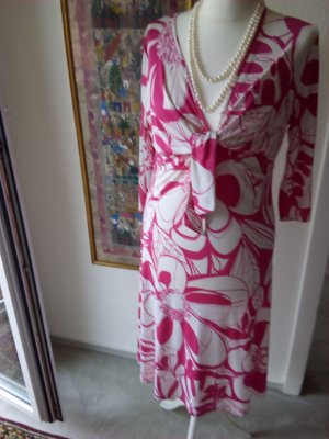 Wunderschönes Seiden Kleid v. Allude  Paris TOP Zustand