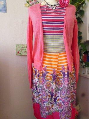 Marc Aurel Midi Dress multicolored mixture fibre