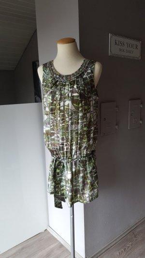 Wunderschönes Seiden-Kleid von Sinequanone Gr 38 - 100% reine Seide