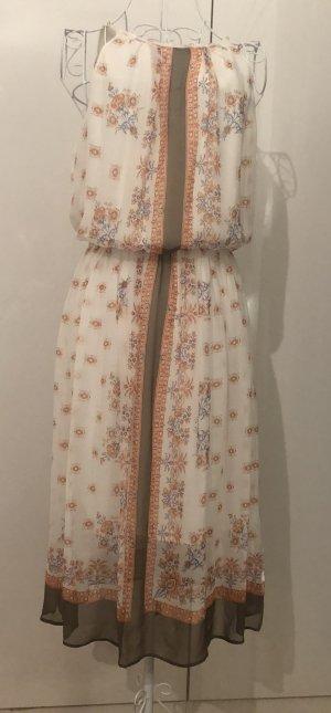 Wunderschönes Seidenkleid Massimo Dutti