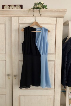 & other stories Mini vestido azul celeste-negro