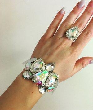 Wunderschönes Set Armband und Ring