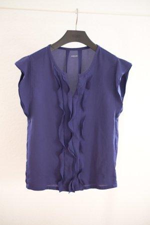 Wunderschönes Shirt / Bluse in blau von Marc Cain Größe 34/36