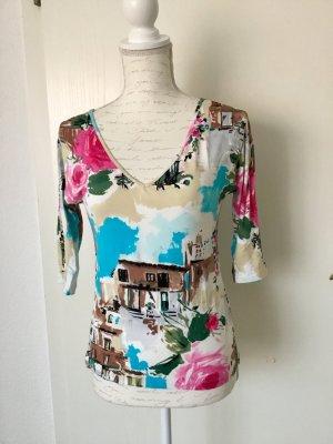 Wunderschönes Shirt von Elsa Zanella bunt