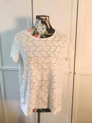 Wunderschönes Shirt weiß