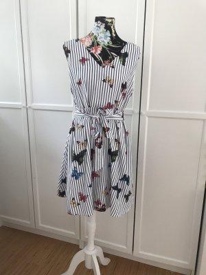 Mela London Shortsleeve Dress multicolored