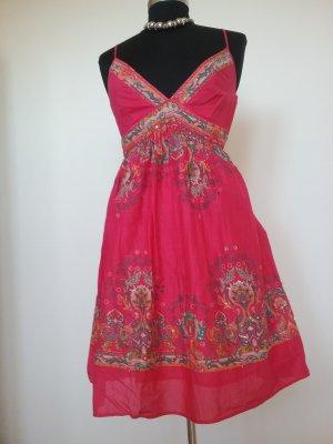 Wunderschönes Sommerkleid aus 100% Baumwolle von New  Look...wie NEU!!!