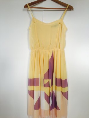 French Connection Midi Dress multicolored