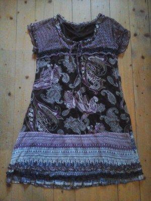 wunderschönes Sommerkleid von Geisha Gr. XL