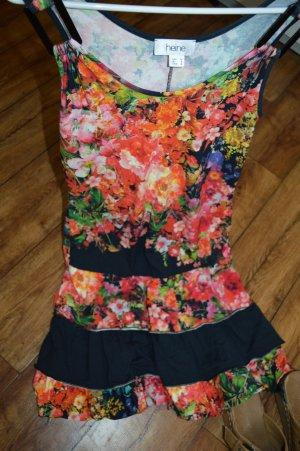 Wunderschönes Sommerkleid von heine Gr. 38 süüüüüß