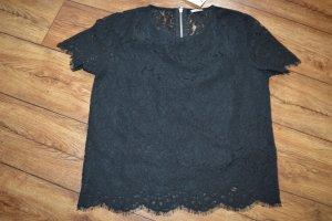 Wunderschönes Spitzen Shirt/Bluse  von Pimkie Gr. 42