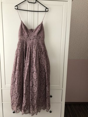 Asos Tall Evening Dress mauve