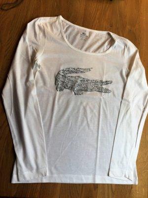 wunderschönes sportliches Langarmshirt von Lacoste