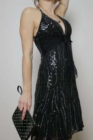 wunderschönes Strass Kleid