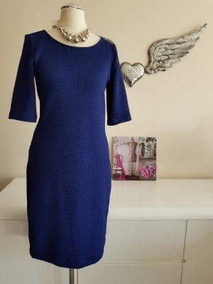 Esprit Midi Dress dark blue
