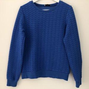 Wunderschönes Sweatshirt mit Wellen-Struktur, Edited, 38,