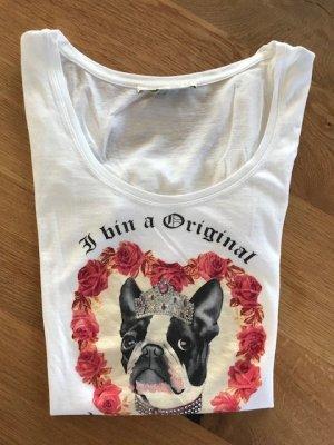 Wunderschönes T-Shirt von ftc Cashmere, Gr. S, NEU