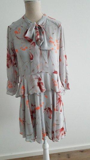 Wunderschönes Topshop Kleid mit neon Farbe XS