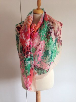 Shoulder Scarf multicolored