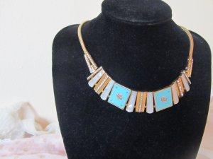 Wunderschönes Vintage - Modeschmuck Collier