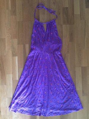 Wunderschönes Vintage-Neckholder-Strandkleid
