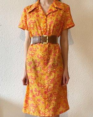Wunderschönes vintage Sommerkleid 70er Jahre