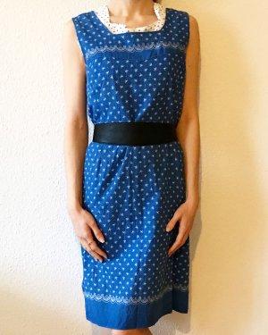 Wunderschönes vintage Sommerkleid mit Muster