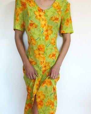 Wunderschönes vintage Sommerkleid mit Schnürung hinten