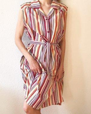 Wunderschönes vintage Sommerkleid mit Schreifen