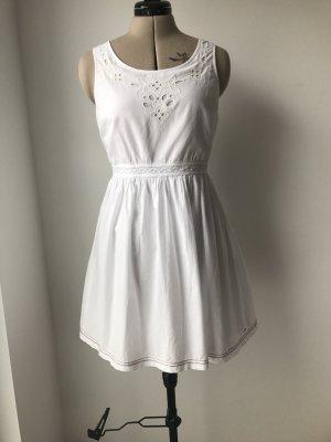 Wunderschönes weißes Kleid von Tommy Hilfiger, ungetragen, Größe S