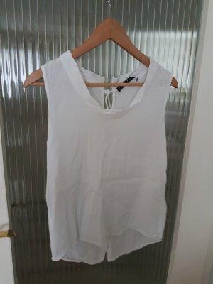 Zara Top blanc