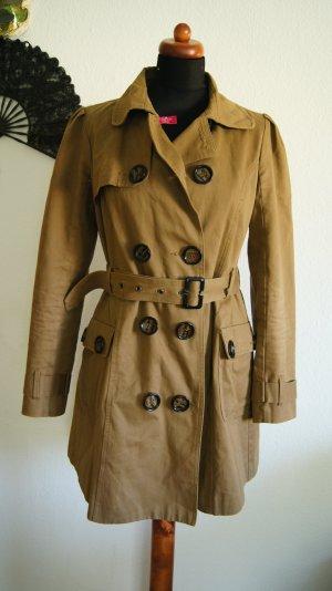 wundervoll weicher Trenchcoat