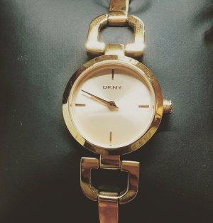 wundervolle Damen Uhr roségold von DKNY