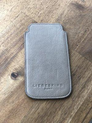 Liebeskind Berlin Mobile Phone Case camel-grey brown