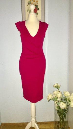 Wundervolles Himbeer-Rosa Kleid XS