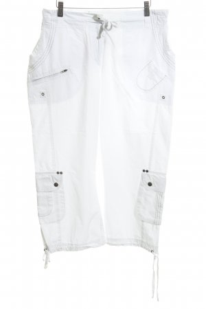 x-two Cargo Pants white simple style