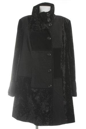 x-two Wintermantel schwarz Elegant