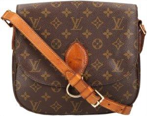 X0059 Louis Vuitton Saint Cloud GM aus Monogram Canvas Tasche, Handtasche, Umhängetasche