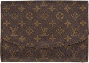 X0092 Louis Vuitton Pochette Rabat Clutch aus Monogram Canvas Tasche, Clutch