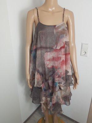 Xanaka Babydoll-jurk veelkleurig