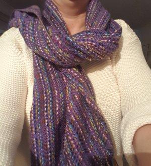 Bufanda púrpura