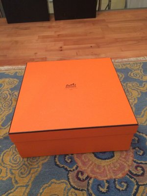 XL Hermes Box / Schachtel für Kelly bag