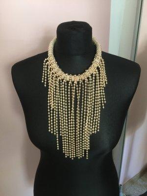 XL Kette Farbe Gold