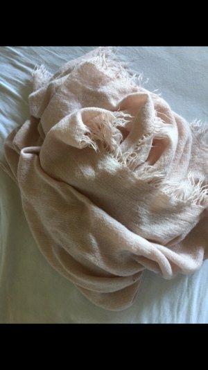 XL Schal rosa