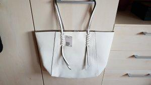 XL Tasche - Shopper von H&M in weiß 13x22x41 - NEU !