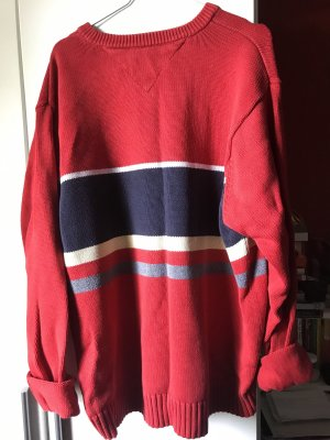 Tommy Hilfiger Oversized trui rood