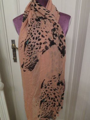 XL Tuch, Animal print